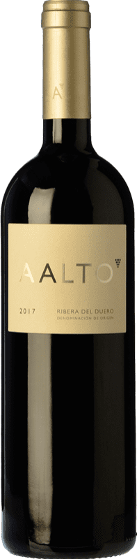 39,95 € Free Shipping | Red wine Aalto Reserva D.O. Ribera del Duero Castilla y León Spain Tempranillo Bottle 75 cl