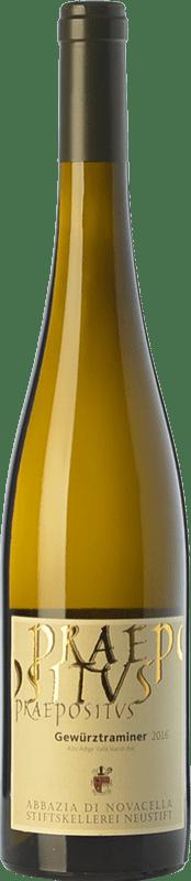 19,95 € Free Shipping | White wine Abbazia di Novacella Praepositus D.O.C. Alto Adige Trentino-Alto Adige Italy Gewürztraminer Bottle 75 cl