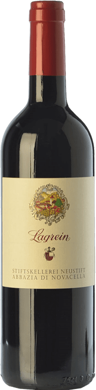 12,95 € | Red wine Abbazia di Novacella D.O.C. Alto Adige Trentino-Alto Adige Italy Lagrein Bottle 75 cl