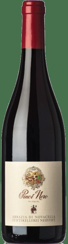17,95 € Free Shipping | Red wine Abbazia di Novacella Pinot Nero D.O.C. Alto Adige Trentino-Alto Adige Italy Pinot Black Bottle 75 cl