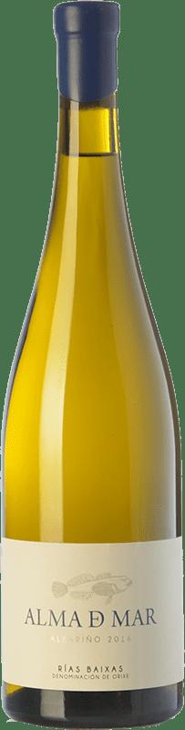 22,95 € | White wine Albamar Alma de Mar D.O. Rías Baixas Galicia Spain Albariño Bottle 75 cl