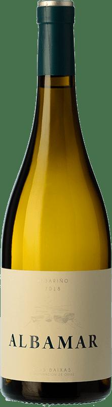 16,95 € | White wine Albamar D.O. Rías Baixas Galicia Spain Albariño Bottle 75 cl