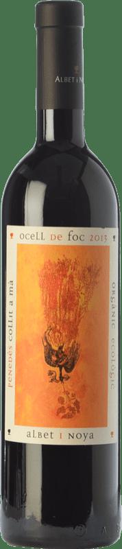 11,95 € | Red wine Albet i Noya Ocell de Foc Crianza D.O. Penedès Catalonia Spain Marcelan, Caladoc, Arinarnoa Bottle 75 cl