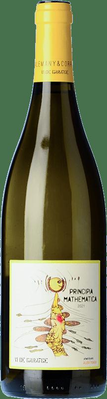 15,95 € Envío gratis | Vino blanco Alemany i Corrió Principia Mathematica Crianza D.O. Penedès Cataluña España Xarel·lo Botella Mágnum 1,5 L