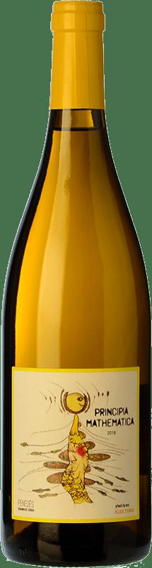 18,95 € 免费送货 | 白酒 Alemany i Corrió Principia Mathematica Crianza D.O. Penedès 加泰罗尼亚 西班牙 Xarel·lo 瓶子 75 cl