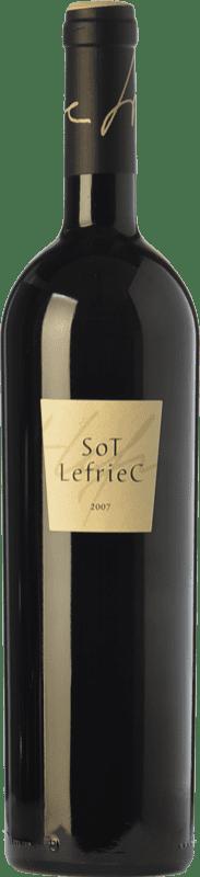 56,95 € | Red wine Alemany i Corrió Sot Lefriec Crianza 2007 D.O. Penedès Catalonia Spain Merlot, Cabernet Sauvignon, Carignan Bottle 75 cl