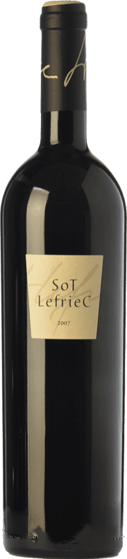 56,95 € Envoi gratuit   Vin rouge Alemany i Corrió Sot Lefriec Crianza 2007 D.O. Penedès Catalogne Espagne Merlot, Cabernet Sauvignon, Carignan Bouteille 75 cl