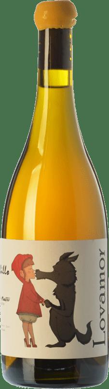 9,95 € 免费送货 | 白酒 Maestro Tejero Lovamor I.G.P. Vino de la Tierra de Castilla y León 卡斯蒂利亚莱昂 西班牙 Albillo 瓶子 75 cl