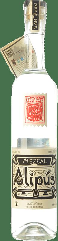 44,95 € Envío gratis | Mezcal Los Danzantes San Juan Mexico Botella 70 cl