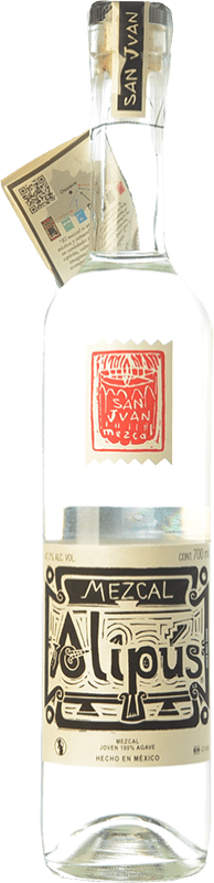44,95 € | Mezcal Los Danzantes San Juan Mexico Bottle 70 cl