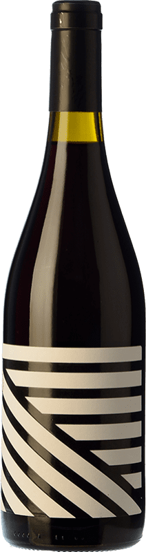 6,95 € | Red wine Almanseñas Calizo de Adaras Joven D.O. Almansa Castilla la Mancha Spain Syrah, Monastrell, Grenache Tintorera, Petit Verdot Bottle 75 cl