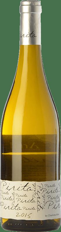 12,95 € Free Shipping | White wine Almaroja Pirita D.O. Arribes Castilla y León Spain Malvasía, Muscatel, Godello, Albilla de Manchuela Bottle 75 cl