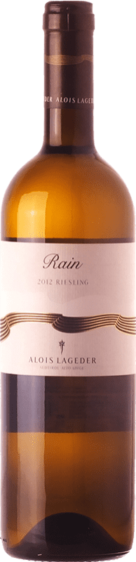 19,95 € Free Shipping | White wine Lageder Rain D.O.C. Alto Adige Trentino-Alto Adige Italy Riesling Bottle 75 cl