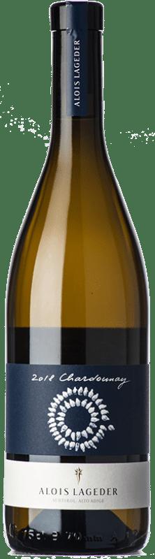 14,95 € Free Shipping | White wine Lageder D.O.C. Alto Adige Trentino-Alto Adige Italy Chardonnay Bottle 75 cl