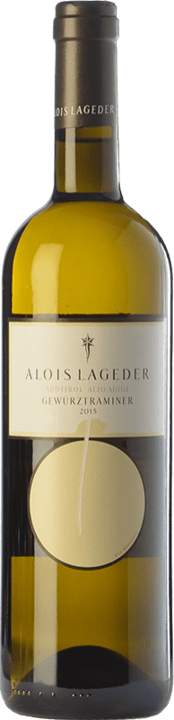 17,95 € Free Shipping | White wine Lageder D.O.C. Alto Adige Trentino-Alto Adige Italy Gewürztraminer Bottle 75 cl