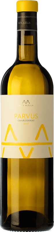 8,95 € Envío gratis   Vino blanco Alta Alella AA Parvus Chardonnay Crianza D.O. Alella Cataluña España Chardonnay, Pensal Blanca Botella 75 cl