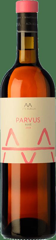 9,95 € 免费送货 | 玫瑰酒 Alta Alella AA Parvus Rosé D.O. Alella 加泰罗尼亚 西班牙 Cabernet Sauvignon 瓶子 75 cl