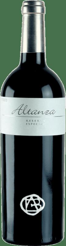 29,95 € Envío gratis | Vino tinto Altanza Especial Reserva D.O.Ca. Rioja La Rioja España Tempranillo Botella 75 cl