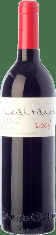 12,95 € Envoi gratuit | Vin rouge Altanza Lealtanza Autor Crianza D.O.Ca. Rioja La Rioja Espagne Tempranillo Bouteille 75 cl