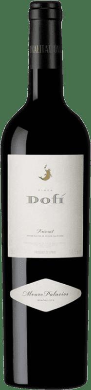 102,95 € 免费送货   红酒 Álvaro Palacios Finca Dofí Crianza D.O.Ca. Priorat 加泰罗尼亚 西班牙 Grenache, Carignan 瓶子 75 cl