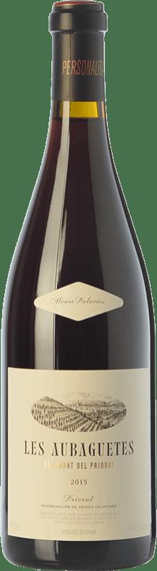344,95 € Free Shipping | Red wine Álvaro Palacios Les Aubaguetes Crianza D.O.Ca. Priorat Catalonia Spain Grenache, Carignan Bottle 75 cl