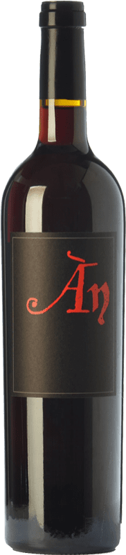 47,95 € | Red wine Ànima Negra ÀN Crianza I.G.P. Vi de la Terra de Mallorca Balearic Islands Spain Callet, Fogoneu, Mantonegro Bottle 75 cl