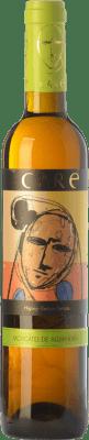 13,95 € Envío gratis | Vino dulce Añadas Care Moscatel D.O. Cariñena Aragón España Moscatel de Alejandría Media Botella 50 cl