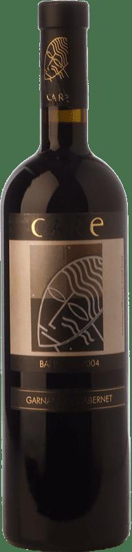 13,95 € Envío gratis | Vino tinto Añadas Care Bancales Crianza D.O. Cariñena Aragón España Garnacha, Cabernet Sauvignon Botella 75 cl