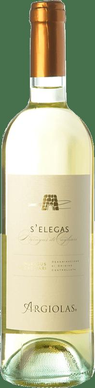 11,95 € Free Shipping   White wine Argiolas S'Elegas D.O.C. Nuragus di Cagliari Sardegna Italy Nuragus Bottle 75 cl