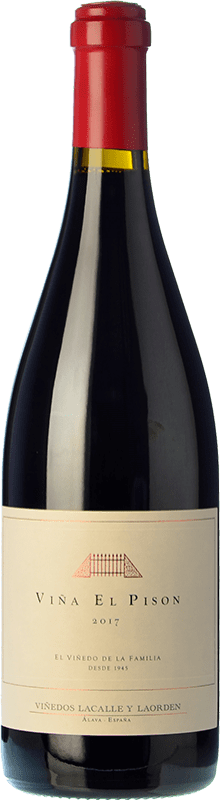 592,95 € | Red wine Artadi Viña el Pisón Crianza 2009 D.O.Ca. Rioja The Rioja Spain Tempranillo Magnum Bottle 1,5 L