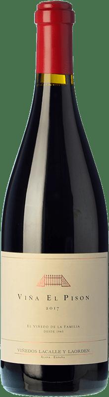 592,95 € Envío gratis | Vino tinto Artadi Viña el Pisón Crianza 2009 D.O.Ca. Rioja La Rioja España Tempranillo Botella Mágnum 1,5 L