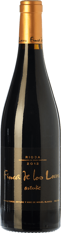 22,95 € Envoi gratuit   Vin rouge Artuke Finca Los Locos Crianza D.O.Ca. Rioja La Rioja Espagne Tempranillo, Graciano Bouteille 75 cl