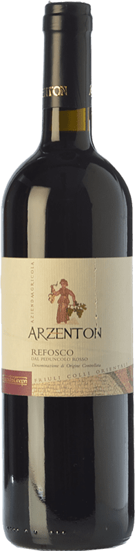 9,95 € Envoi gratuit | Vin rouge Arzenton D.O.C. Colli Orientali del Friuli Frioul-Vénétie Julienne Italie Refosco Bouteille 75 cl