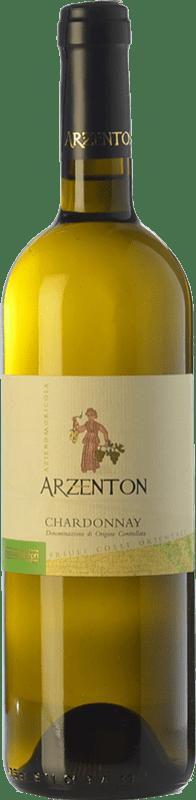 8,95 € Envoi gratuit | Vin blanc Arzenton D.O.C. Colli Orientali del Friuli Frioul-Vénétie Julienne Italie Chardonnay Bouteille 75 cl