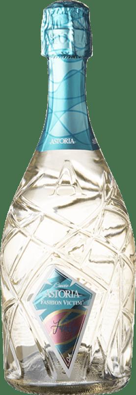14,95 € 免费送货   白起泡酒 Astoria Fashion Victim Cuvée 香槟 意大利 瓶子 75 cl
