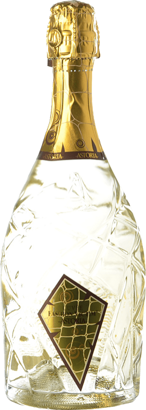 14,95 € Envío gratis | Espumoso blanco Astoria Fashion Victim Cuvée Brut Italia Botella 75 cl