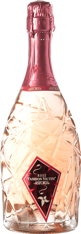 14,95 € | Rosé sparkling Astoria Fashion Victim Rosé Italy Bottle 75 cl