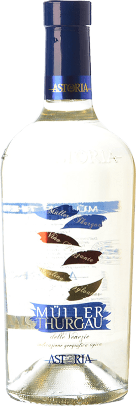 18,95 € Free Shipping | White sparkling Astoria Frizzante I.G.T. Friuli-Venezia Giulia Friuli-Venezia Giulia Italy Müller-Thurgau Bottle 75 cl