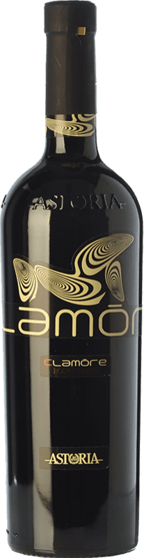 19,95 € Free Shipping | Red wine Astoria Clamore I.G.T. Veneto Veneto Italy Merlot, Cabernet Sauvignon, Cabernet Franc, Marzemino Bottle 75 cl