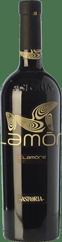 19,95 € Envoi gratuit | Vin rouge Astoria Clamore I.G.T. Veneto Vénétie Italie Merlot, Cabernet Sauvignon, Cabernet Franc, Marzemino Bouteille 75 cl