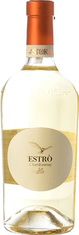 18,95 € Envoi gratuit | Vin blanc Astoria Estrò I.G.T. Venezia Vénétie Italie Chardonnay Bouteille 75 cl