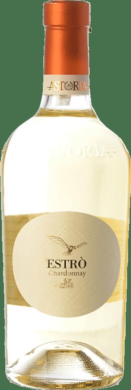 18,95 € Envío gratis | Vino blanco Astoria Estrò I.G.T. Venezia Veneto Italia Chardonnay Botella 75 cl