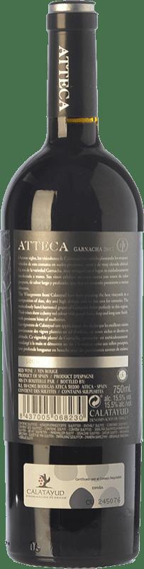 15,95 € Free Shipping   Red wine Ateca Atteca Joven D.O. Calatayud Aragon Spain Grenache Bottle 75 cl