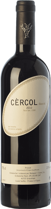 44,95 € | Red wine Balaguer i Cabré Cèrcol Daurat Crianza D.O.Ca. Priorat Catalonia Spain Grenache Bottle 75 cl