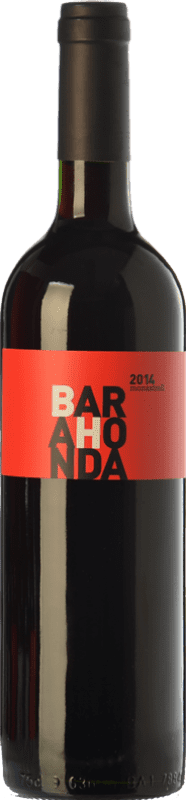 5,95 € | Red wine Barahonda Joven D.O. Yecla Region of Murcia Spain Monastrell Bottle 75 cl