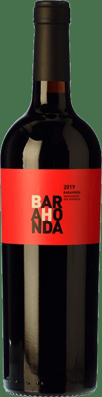 5,95 € Envío gratis | Vino tinto Barahonda Joven D.O. Yecla Región de Murcia España Monastrell Botella 75 cl