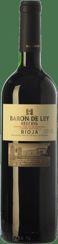 102,95 € Envío gratis   Vino tinto Barón de Ley Reserva D.O.Ca. Rioja La Rioja España Tempranillo Botella Especial 5 L