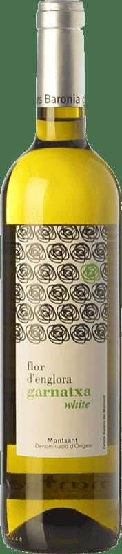 6,95 € Envoi gratuit   Vin blanc Baronia Flor d'Englora Blanc D.O. Montsant Catalogne Espagne Grenache Blanc, Macabeo Bouteille 75 cl