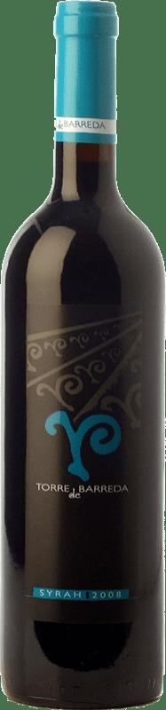 7,95 € | Red wine Barreda Torre de Barreda Joven I.G.P. Vino de la Tierra de Castilla Castilla la Mancha Spain Syrah Bottle 75 cl