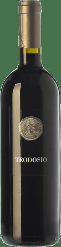 13,95 € | Red wine Basilisco Teodosio D.O.C. Aglianico del Vulture Basilicata Italy Aglianico Bottle 75 cl